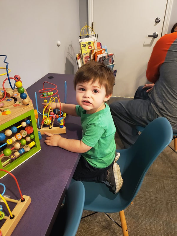 Child-friendly environment - Joyful Smiles Pediatric Dentistry