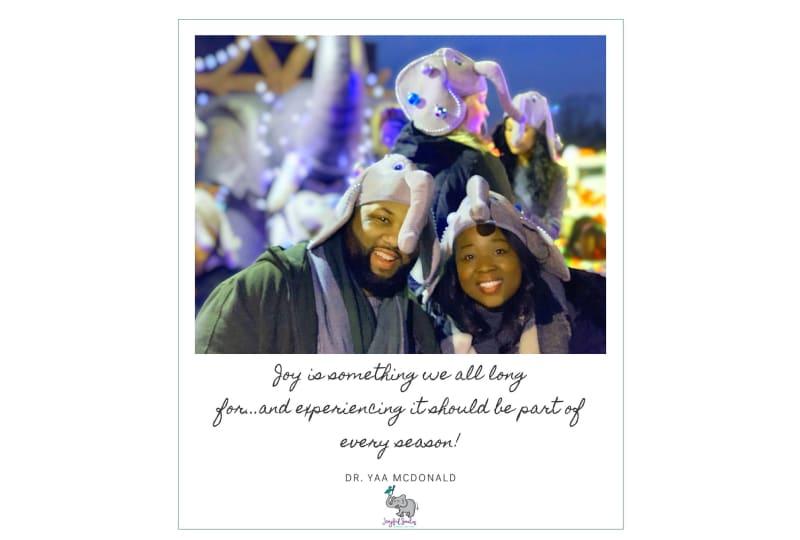 A Christmas Diary: Reasons to Smile Joyfully!