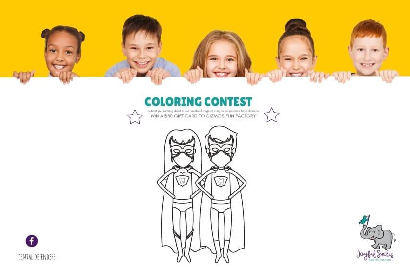 Celebrate National Children's Dental Health Month With Joyful Smiles!